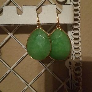 NWOT green Stella & dot earnings